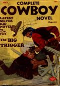 Complete Cowboy Novel Magazine (1939-1950 Blue Ribbon Magazines) Pulp Vol. 7 #6