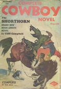 Complete Cowboy Novel Magazine (1939-1950 Blue Ribbon Magazines) Pulp Vol. 8 #1