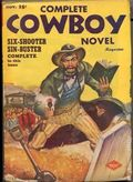 Complete Cowboy Novel Magazine (1939-1950 Blue Ribbon Magazines) Pulp Vol. 8 #2