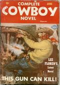 Complete Cowboy Novel Magazine (1939-1950 Blue Ribbon Magazines) Pulp Vol. 8 #5