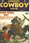 Complete Cowboy Novel Magazine (1939-1950 Blue Ribbon Magazines) Pulp Vol. 8 #6