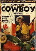 Complete Cowboy Novel Magazine (1939-1950 Blue Ribbon Magazines) Pulp Vol. 9 #2