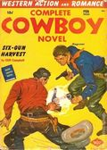 Complete Cowboy Novel Magazine (1939-1950 Blue Ribbon Magazines) Pulp Vol. 9 #3
