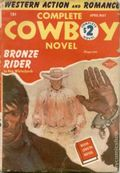 Complete Cowboy Novel Magazine (1939-1950 Blue Ribbon Magazines) Pulp Vol. 9 #4