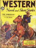 Western Novel and Short Stories (1934-1957 Newsstand-Stadium) Pulp Vol. 5 #2