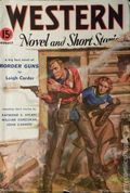 Western Novel and Short Stories (1934-1957 Newsstand-Stadium) Pulp Vol. 5 #3