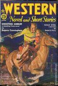 Western Novel and Short Stories (1934-1957 Newsstand-Stadium) Pulp Vol. 5 #4