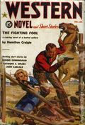 Western Novel and Short Stories (1934-1957 Newsstand-Stadium) Pulp Vol. 5 #6