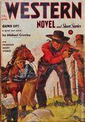Western Novel and Short Stories (1934-1957 Newsstand-Stadium) Pulp Vol. 6 #2