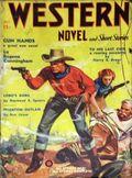 Western Novel and Short Stories (1934-1957 Newsstand-Stadium) Pulp Vol. 6 #3