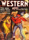 Western Novel and Short Stories (1934-1957 Newsstand-Stadium) Pulp Vol. 6 #4