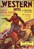 Western Novel and Short Stories (1934-1957 Newsstand-Stadium) Pulp Vol. 7 #4