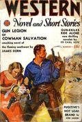 Western Novel and Short Stories (1934-1957 Newsstand-Stadium) Pulp Vol. 7 #5