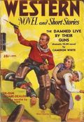 Western Novel and Short Stories (1934-1957 Newsstand-Stadium) Pulp Vol. 8 #1