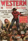 Western Novel and Short Stories (1934-1957 Newsstand-Stadium) Pulp Vol. 8 #2