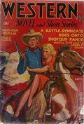 Western Novel and Short Stories (1934-1957 Newsstand-Stadium) Pulp Vol. 8 #6