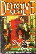 Complete Detective Novel (1928-1935 Teck/Radio-Science/Novel Magazine) Pulp 1