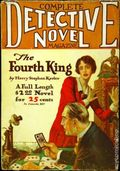 Complete Detective Novel (1928-1935 Teck/Radio-Science/Novel Magazine) Pulp 4
