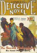 Complete Detective Novel (1928-1935 Teck/Radio-Science/Novel Magazine) Pulp 6