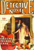 Complete Detective Novel (1928-1935 Teck/Radio-Science/Novel Magazine) Pulp 7