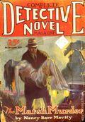 Complete Detective Novel (1928-1935 Teck/Radio-Science/Novel Magazine) Pulp 8