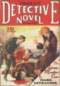 Complete Detective Novel (1928-1935 Teck/Radio-Science/Novel Magazine) Pulp 10