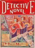 Complete Detective Novel (1928-1935 Teck/Radio-Science/Novel Magazine) Pulp 11