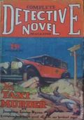 Complete Detective Novel (1928-1935 Teck/Radio-Science/Novel Magazine) Pulp 12