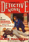 Complete Detective Novel (1928-1935 Teck/Radio-Science/Novel Magazine) Pulp 13