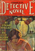 Complete Detective Novel (1928-1935 Teck/Radio-Science/Novel Magazine) Pulp 16