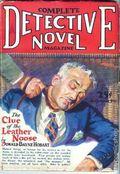 Complete Detective Novel (1928-1935 Teck/Radio-Science/Novel Magazine) Pulp 17