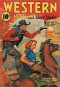 Western Novel and Short Stories (1934-1957 Newsstand-Stadium) Pulp Vol. 9 #5