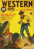 Western Novel and Short Stories (1934-1957 Newsstand-Stadium) Pulp Vol. 10 #1