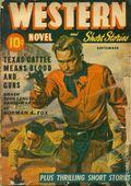 Western Novel and Short Stories (1934-1957 Newsstand-Stadium) Pulp Vol. 10 #3