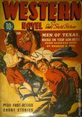 Western Novel and Short Stories (1934-1957 Newsstand-Stadium) Pulp Vol. 10 #5