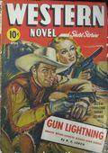 Western Novel and Short Stories (1934-1957 Newsstand-Stadium) Pulp Vol. 10 #6