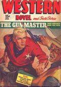 Western Novel and Short Stories (1934-1957 Newsstand-Stadium) Pulp Vol. 10 #8