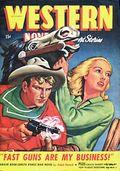 Western Novel and Short Stories (1934-1957 Newsstand-Stadium) Pulp Vol. 10 #10