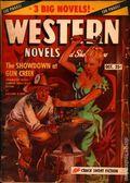 Western Novel and Short Stories (1934-1957 Newsstand-Stadium) Pulp Vol. 11 #1