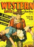 Western Novel and Short Stories (1934-1957 Newsstand-Stadium) Pulp Vol. 11 #4