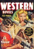 Western Novel and Short Stories (1934-1957 Newsstand-Stadium) Pulp Vol. 11 #5