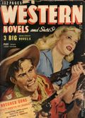 Western Novel and Short Stories (1934-1957 Newsstand-Stadium) Pulp Vol. 11 #8