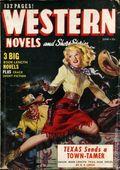 Western Novel and Short Stories (1934-1957 Newsstand-Stadium) Pulp Vol. 11 #10