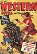 Western Novel and Short Stories (1934-1957 Newsstand-Stadium) Pulp Vol. 12 #1