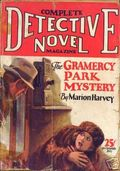 Complete Detective Novel (1928-1935 Teck/Radio-Science/Novel Magazine) Pulp 18