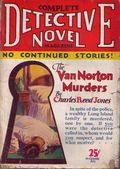 Complete Detective Novel (1928-1935 Teck/Radio-Science/Novel Magazine) Pulp 19