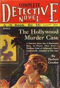 Complete Detective Novel (1928-1935 Teck/Radio-Science/Novel Magazine) Pulp 21
