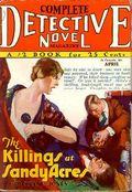 Complete Detective Novel (1928-1935 Teck/Radio-Science/Novel Magazine) Pulp 22