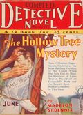 Complete Detective Novel (1928-1935 Teck/Radio-Science/Novel Magazine) Pulp 24