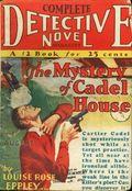 Complete Detective Novel (1928-1935 Teck/Radio-Science/Novel Magazine) Pulp 26
